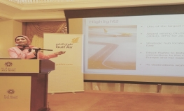Gulf Air Hosts Trade Luncheon in Abu Dhab