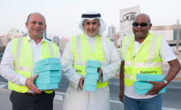 Gulf Air Kicks Off Annual Ramadan Iftar Meal Box Distribution Initiative