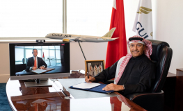 GULF AIR AND ETIHAD AIRWAYS ANNOUNCE STRATEGIC COMMERCIAL COOPERATION AGREEMENT