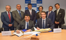 GULF AIR SELECTS THALES AVANT IFE SYSTEM FOR FLEET RENEWAL PROGRAM