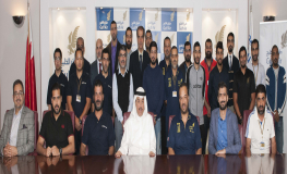 Gulf Air CEO Congratulates Airline Sports Teams