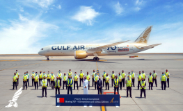 Gulf Air Carries Out First In-house C-Check on its Boeing 787-9 Dreamliner and Airbus A320neo