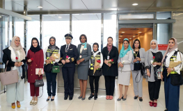 Gulf Air Celebrates Bahraini Women's Day