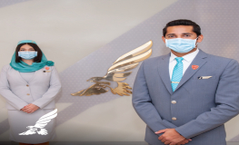 Gulf Air Flights Operated by Vaccinated Crew Starting from Eid
