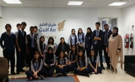 Gulf Air Hosts Al Noor International School Student Visit