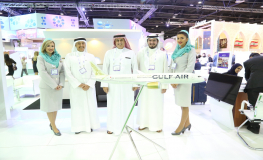 Gulf Air Participates in Arabian Travel Market 2018