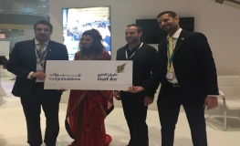 Gulf Air Promotes Bahrain at World Travel Market