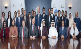 Gulf Air Welcomes Chairman and Members of Association of Bahrain Travel and Tour Agents