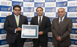 Gulf Air Secures IATA Ground Operations Manual Certificate