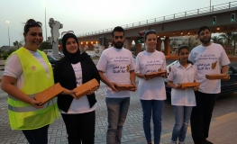 Gulf Air Commences Ramadan Iftar Meal Box Distribution Initiative